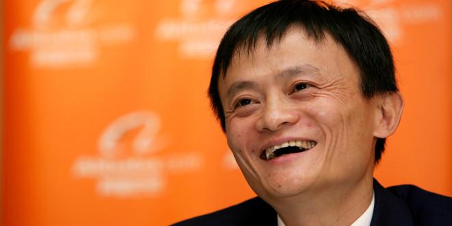 AliBaba President Jack Ma
