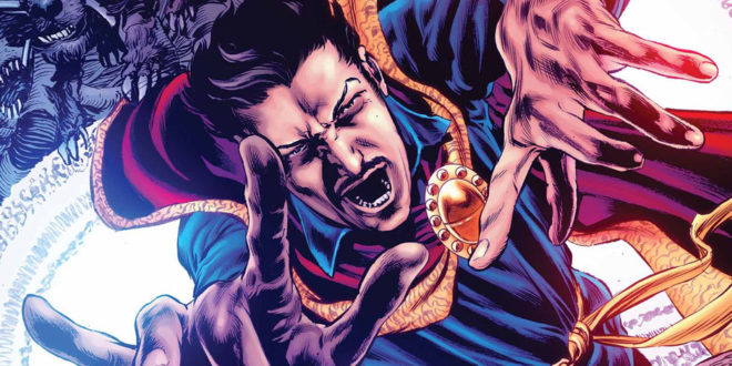 Marvel - Doctor Strange Clock Dodgers