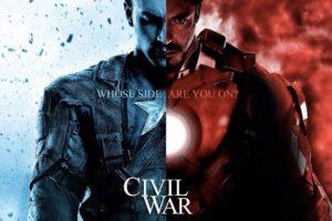 Captain America Civil War Geeky Bugle