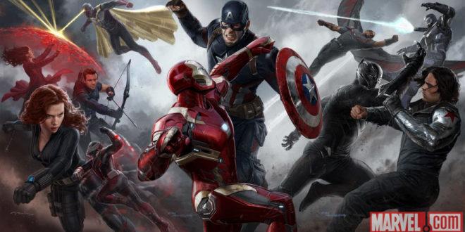 Captain America Civil War Review Geeky Bugle