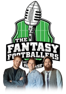 the fantasy footballers clock dodgers podcast
