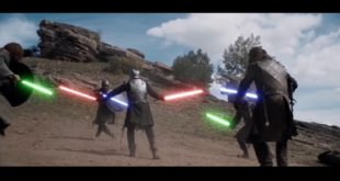 game of thrones jedi battle