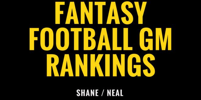 GM Rankings