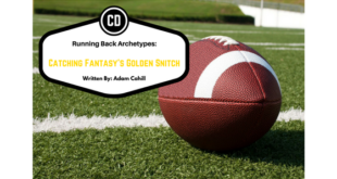 Running Back Archetypes Fantasy Football