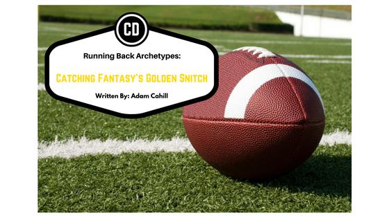Running Back Archetypes Fantasy Football