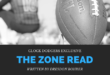 the zone read